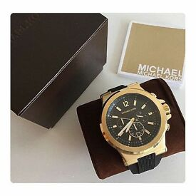 MICHAEL KORS MENS DYLAN WATCH - MK8445 PERFECT GIFT