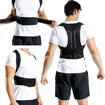 Back Posture Body Corrector True Magnetic Shoulder Best Brace for Men Women