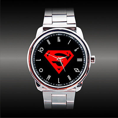 Superboy Conner Kent Kon-el Smallville Superman Kryptonian Numeric Wrist Watch