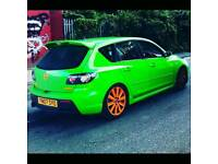 Mazda 3 mps 2.3 turbo 260 bhp