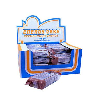 7,55€/kg++ E.L.F. Energy Cake 24 x 125g Kohlenhydrat Riegel ELF