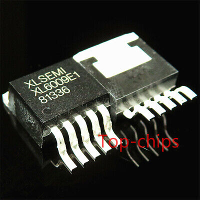 1pcs Xl6009e1 Dc-dc Adjustable Step-up Boost Ic To-263 42v4a400khz