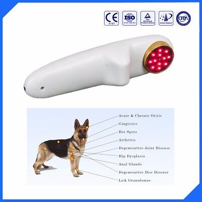 Portable Equine,Canine,Feline Animal Horse Dog Pain Relief Cold Laser Therapy