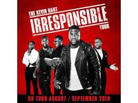 Kevin Hart Irresponsible Tour x 2tickets