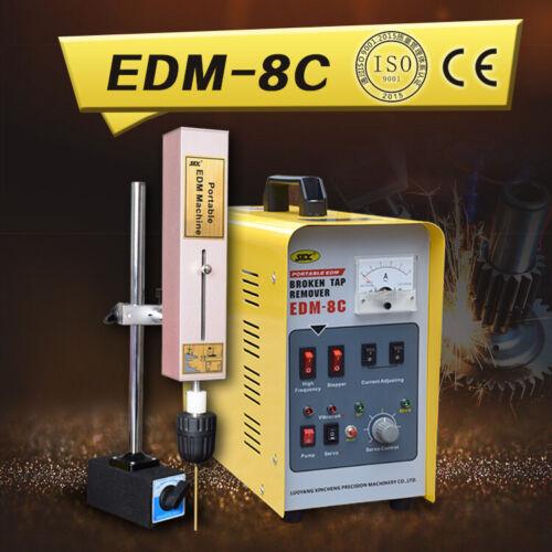US 800W Broken Tap Extractor Tool EDM Tap Disintegrator Tap Burner Buster M2-M20