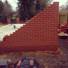 Bricklayers labourer