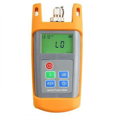 -7010dbm Handheld Fiber Optical Power Meter Multimeter With Fc Sc Connector