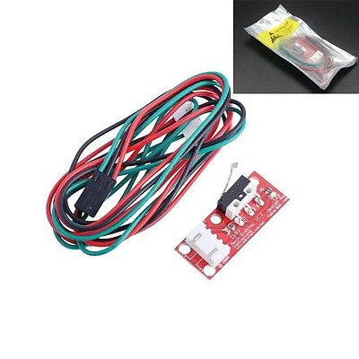 2 Pcs 3d Printer Mech Endstop Switch For Reprap Makerbot Prusa Mendel Ramps1.4