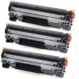 Compatible for: HP CE278A, CE285A,CF283A,CB435A,CB436A,CF279A