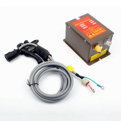 110v Ion Wind Gun Industrial Static Eliminatorpower Supply 7kv Ion Generator