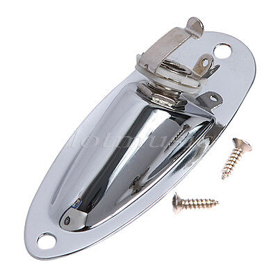guitar plate for fender strat replacement parts chrome ebay