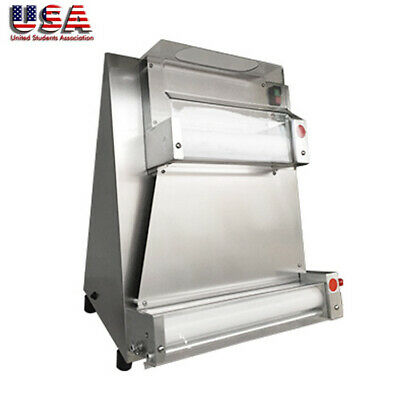 370w Safty Use Automatic Pizza Dough Roller Sheeter Machine Pizza Making Machine