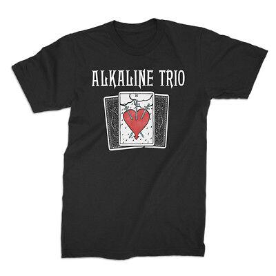 ALKALINE TRIO Tarot T SHIRT S-M-L-XL-2XL New Official Kings Road Merchandise   Alkaline Trio Merchandise