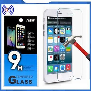 50 Tempered Glass Screen Protector 9H for Iphone 7