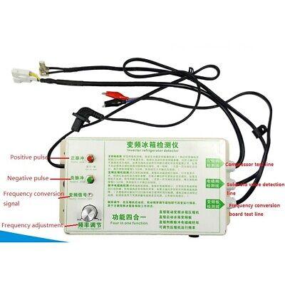 Fridge Inverter Compressor Detector Solenoid Valve Frequency Conversion Tester