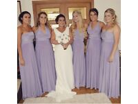Coast bridesmaid dresses x 2