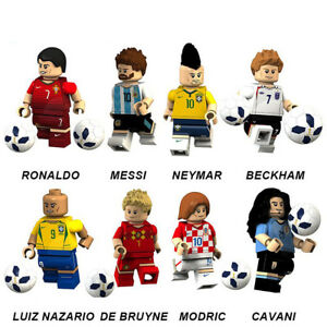 World Cup soccer minifig minifigures