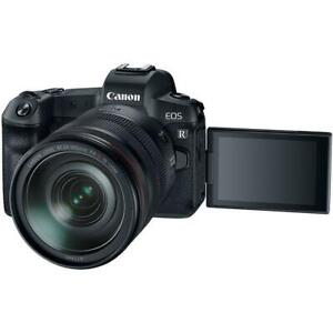 Store Sale - Canon EOS R Mirrorless Camera with 24-105mm IS USM Lens Kit