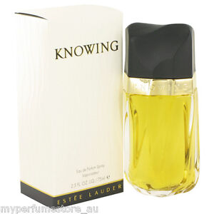KNOWING-75ml-EDP-SPRAY-FOR-WOMEN-BY-ESTEE-LAUDER-NEW-PERFUME