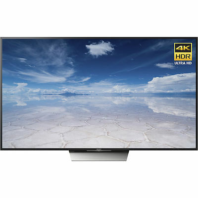 Sony 75  Black Ultra Hd 4K Led Hdr Motionflow Xr 960 Smart Hdtv   Xbr75x850d
