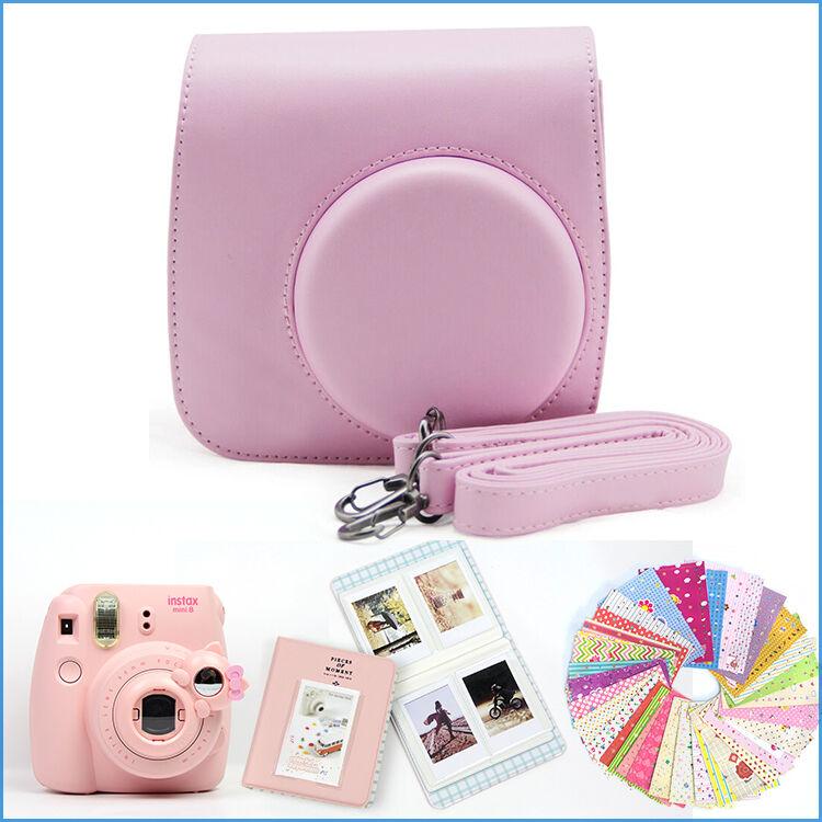 Gmatrix 4 in 1 Fujifilm Instax Mini 8 Case Bag Accessory