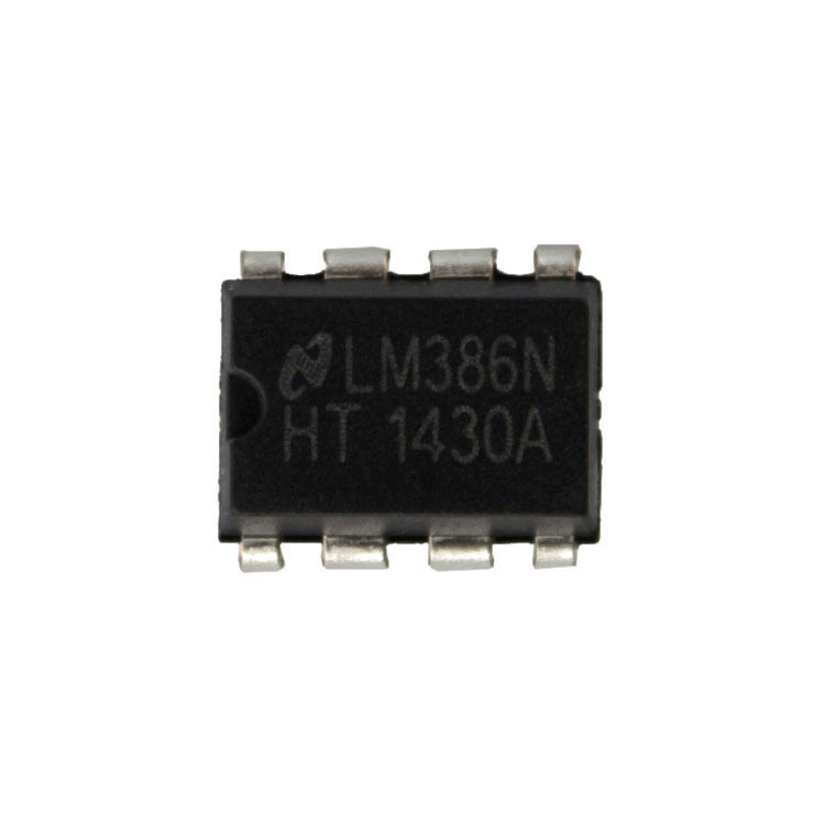 10PCS LM386 LM386N DIP-8 Audio Power AMPLIFIER IC Great QualtiycBB@M