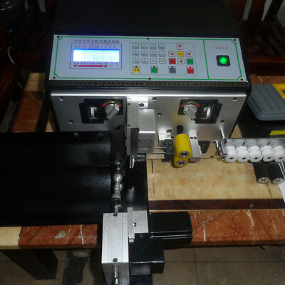 Automatic Wire Cutting Stripping Twisting Machine Stripper