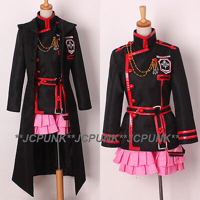 D.Gray-man HALLOW Linali Lee Cosplay Costume Full Set for sale  China