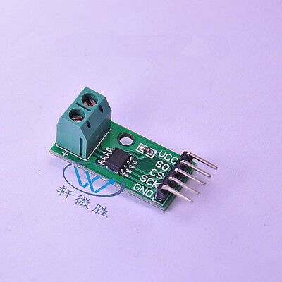New Max31855k Thermocouple Sensor Module Temperature Detection Module