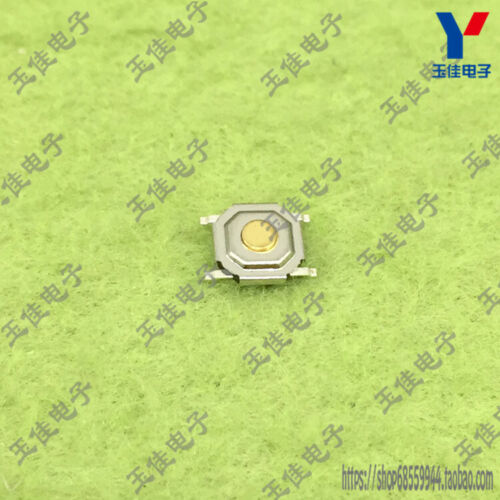 100pcs New Smd 4 * 4 * 1.5mm Touch Micro Switch Button Switch