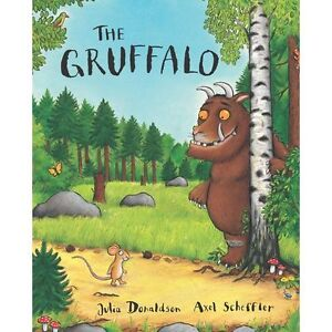 "NEW book: ""The Gruffalo"""