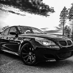 2006 BMW M5 v10 7speed smg executive package