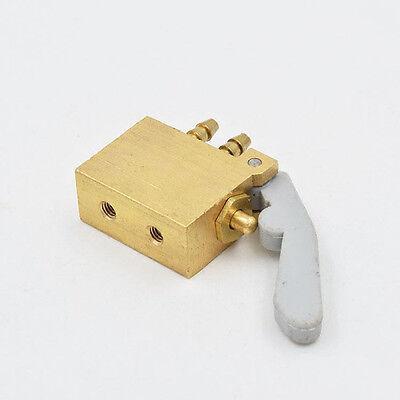 1pc Dental Switch Handpiece Hanger Holder Normal Close Valve Switch