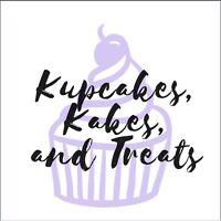Cupcakes, Cakes and treats - yeg baker