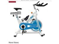Bodymax exercise/spin bike for sale