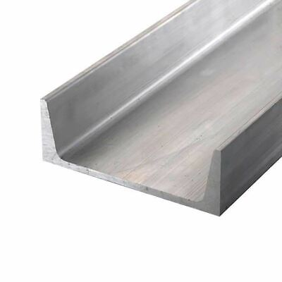 6061-t6 Aluminum Channel 9 X 2.65 X 48 Inches
