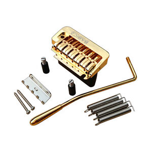 Babicz FCH 2 point gold tremolo Brand New