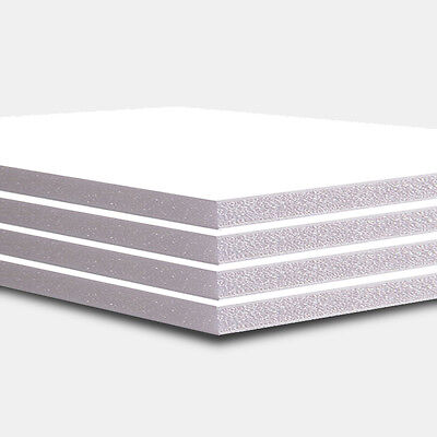 A4a3a2a1 Size 3mm White Black Foam Board Pack Of 1-50 Cfc Acid Free New