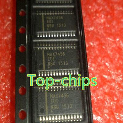 10pcs Max7456euit Max7456eui Max7456 Tssop-28 New