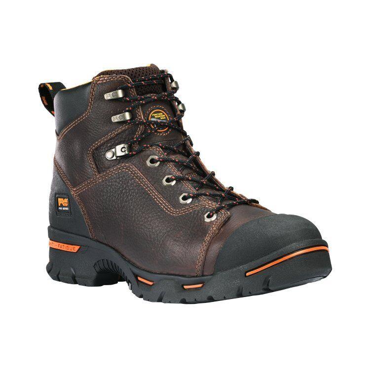 Men's Timberland PRO 89631  Endurance 6-Inch Soft Toe Work Boots