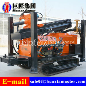 FY150crawler type pneumatic drilling rig
