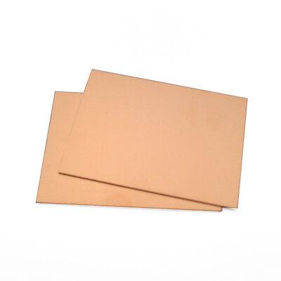 10 Pcs 1015cm 10cmx15cm Single Pcb Copper Clad Laminate Board Fr4