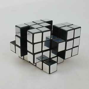 Siamese 4x4x4 four layers Mirror Speed Cube Puzzle Rubiks magic