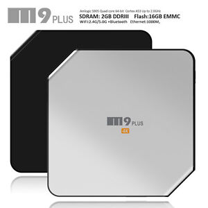 M9Plus  Android TV Boxes w/ Kodi 16.1, MegaboxHD, Terrarium TV