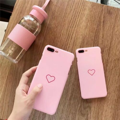 Matte Hard Back Phone Case Slim Skin ShockProof Cover For iPhone X 8 P 6s 7 Plus