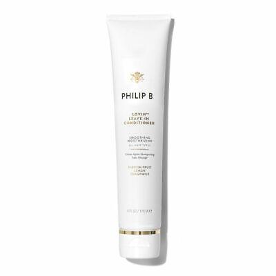 Philip B Lovin' Leave-In Conditioner Smoothing Moisturizing 6 fl oz.