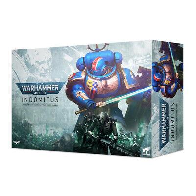 Games Workshop Warhammer 40,000: Indomitus
