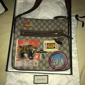 Gucci side bag authentic