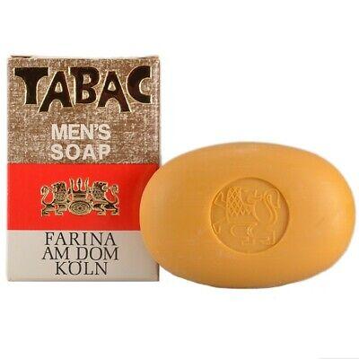 100 Gramm Farina am Dom Vintage Tabac Herren Seife Mens Soap Savon