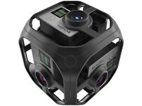GoPro - Omni™ 360 Camera Bundle All Inclusive in Pelican Case New